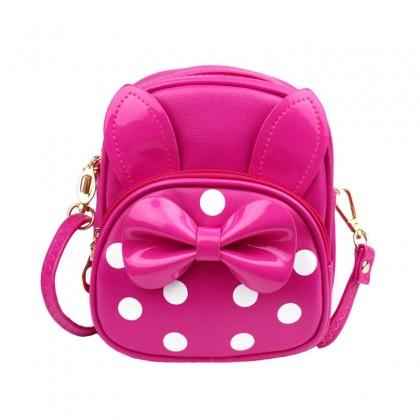 Kids Girl Bag Backpack fashion Princess Cute Bag Children Messenger Bag Child Bag