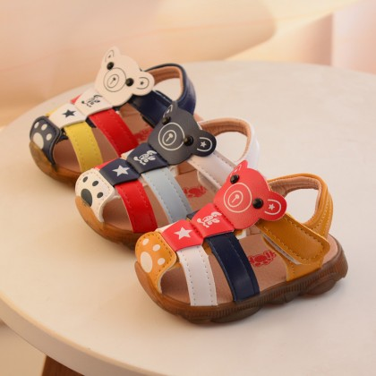 Kids Boys Shoes Male New Toddler New Cute Non Slip Cool Casual Children  Sandals