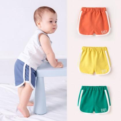 Baby Clothing Bottoms Cotton Newborn Short Pants Summer Tide Sports Cute Outwear