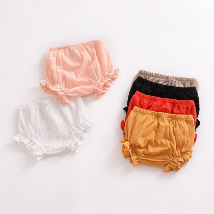 Baby Clothing Bottoms Cotton Soft New Shorts Newborn Spring Tide Cotton Outwear