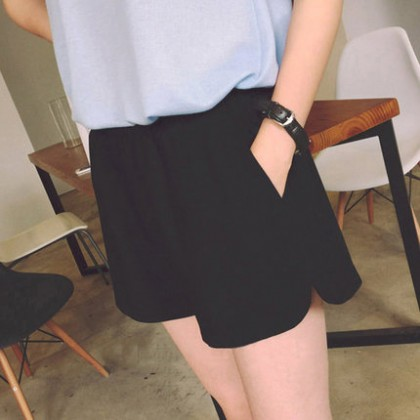 Maternity Clothing Shorts Soft Cotton Summer  Clothes Pregnant Women Postpartum