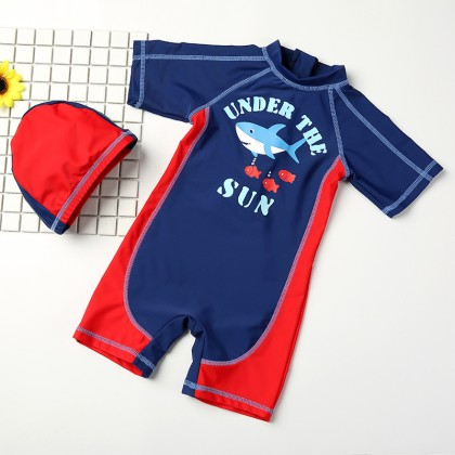 Baby Clothing Swimwear Children's Swimming Attire Summer Beach Outwear