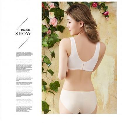 Maternity Clothing Underwear Mom Pregnancy Cotton Non Wired Comfortable Bra