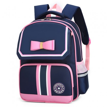 Kids Bags Girls Children's Backpack School Kindergarten Cute Bow Style