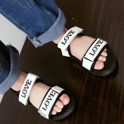 Kids Shoes Girls Sandals Beach Footwear Cute Comfortable Soft Bottom
