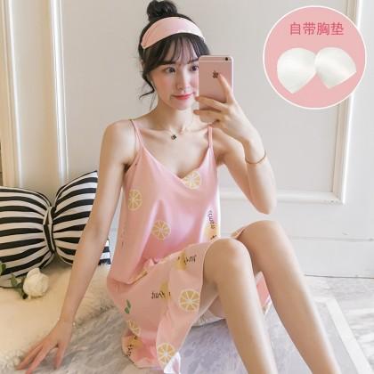 Maternity Clothing Sleepwear Soft Cotton Loose Pregnant Women Night Wear