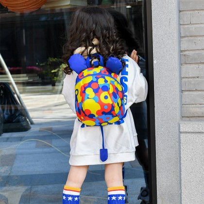 Kids Bags Girls  Backpack Little Children's School Cute Toddler's  Anti - Lost