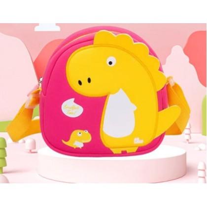 Kids Bags Dinosaur Schoolbag Anti-lost Small Backpack